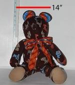 "Memory Bear - 14"" - Product Image"