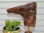 Driftwood Horse Head - Product Image