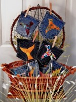 Quilted Coasters - Product Image