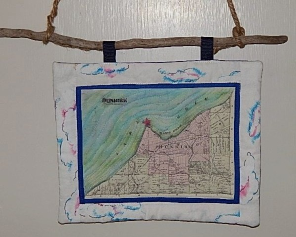 Quilted Wall Hanging - Product Image