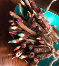 Driftwood Colored Pencils - Product Image