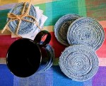 Fabric Arts: Coasters