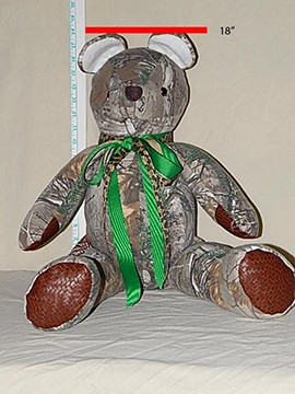 Memory Bear - Large - Product Image