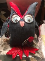 Scrappy Owls - Product Image