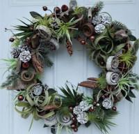 Unique Faux Flora Wreath - Grapevine - Product Image